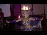Танцовщица Восточных танцев