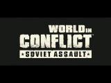 Трейлер игры «World in Conflict — Soviet Assault»